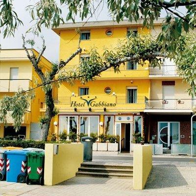 Hotel Gabbiano - фото 19