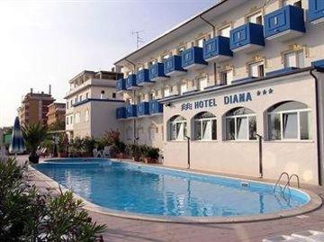 Hotel Diana - фото 21