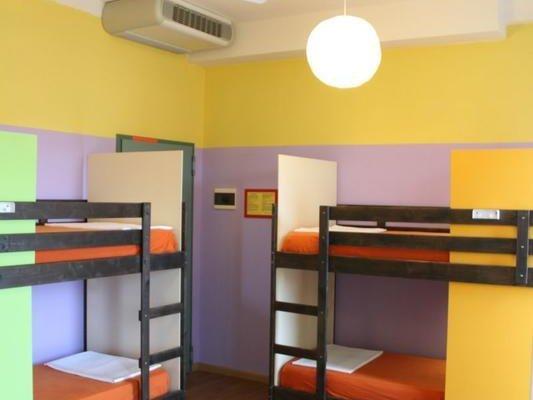 Jammin' Hostel Rimini - фото 1
