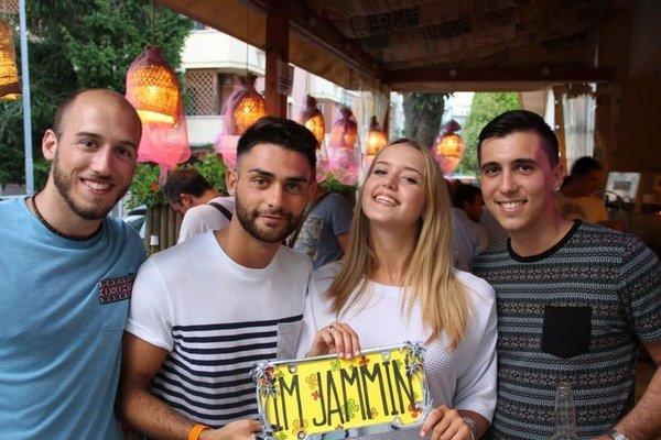 Jammin' Hostel Rimini - фото 13