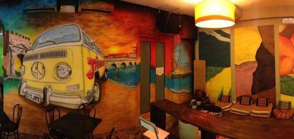 Jammin' Hostel Rimini - фото 17