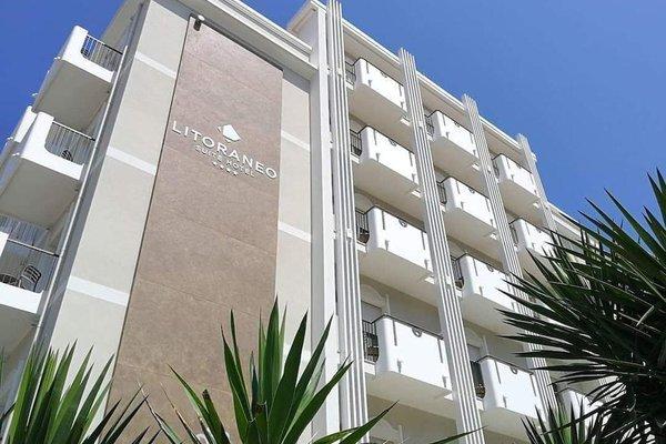 Suite Hotel Litoraneo - фото 23
