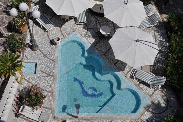 Отель Esedra - фото 18