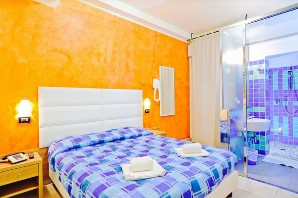 Hotel Vannucci - фото 1