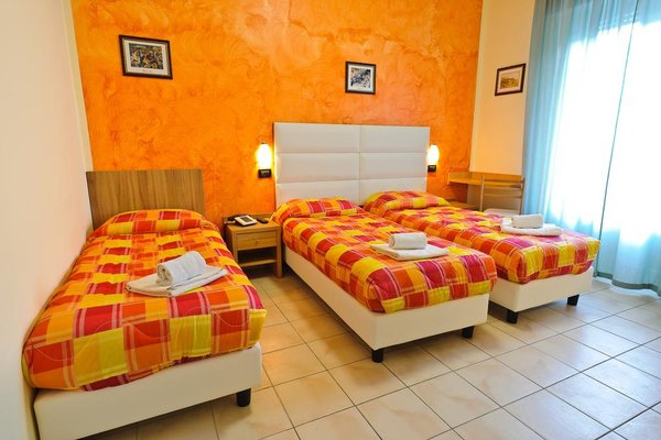 Hotel Vannucci - фото 4