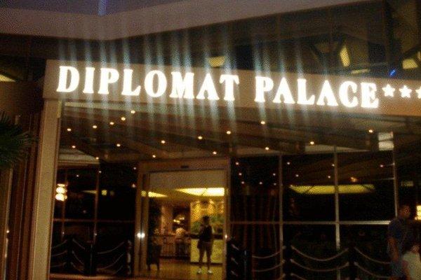 Hotel Diplomat Palace - фото 14