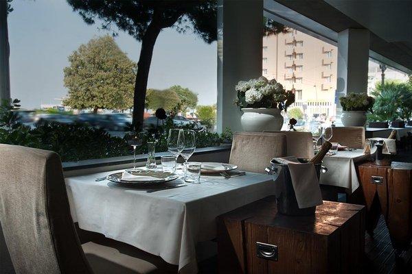 Hotel Villa Rosa Riviera - фото 10