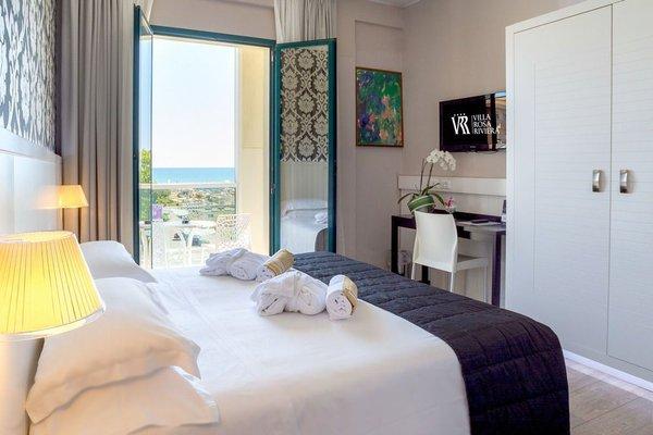 Hotel Villa Rosa Riviera - фото 2