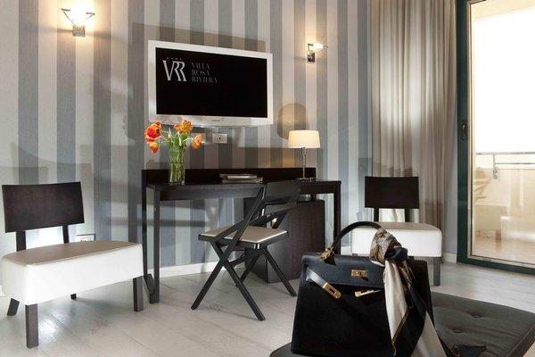 Hotel Villa Rosa Riviera - фото 6