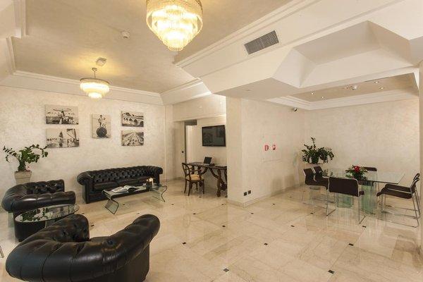 Hotel Du Soleil - фото 13