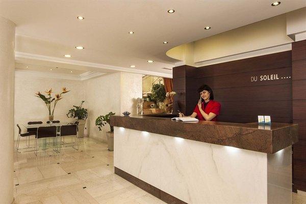 Hotel Du Soleil - фото 14