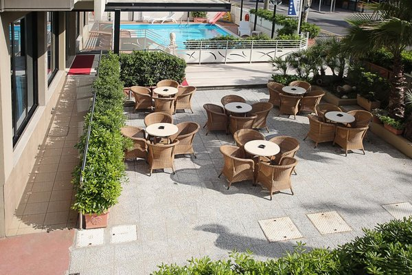 Hotel Du Soleil - фото 17