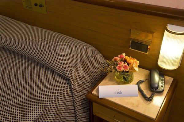 Hotel Du Soleil - фото 8