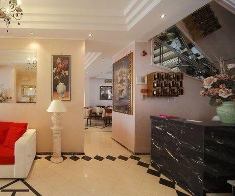 Villa Katia Hotel Rimini - фото 16