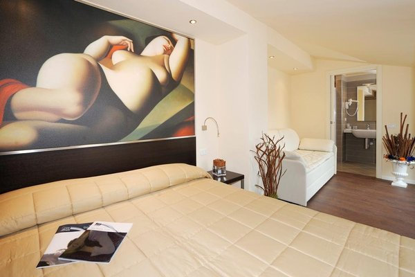 Hotel Antico Borgo - фото 4