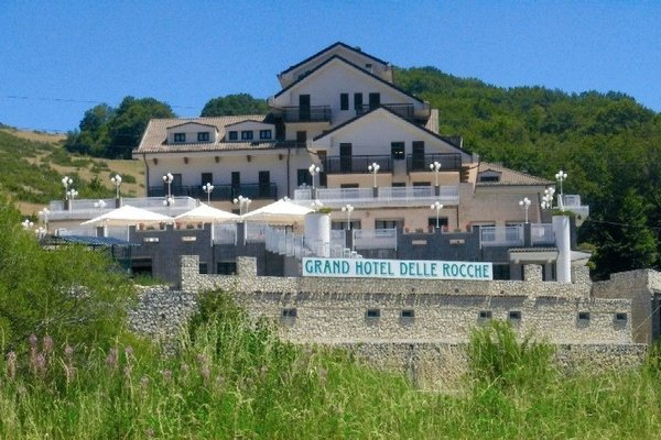 Grand Hotel delle Rocche - фото 14