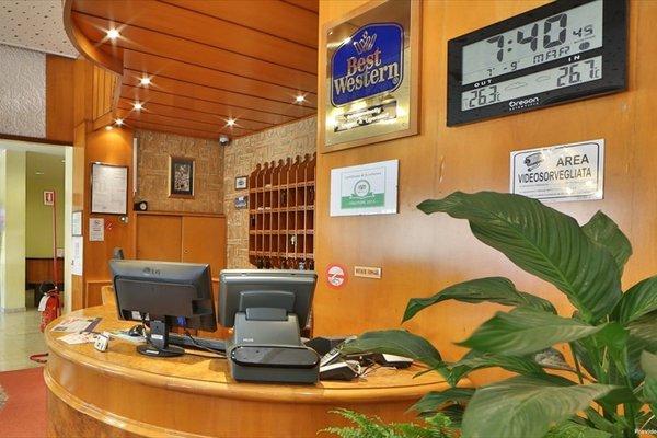 Best Western Hotel Cristallo - фото 17