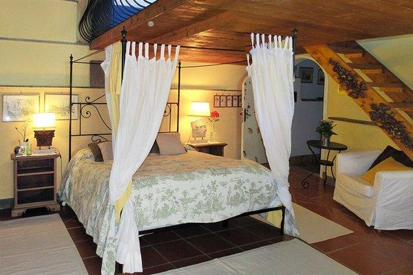 Гостиница «Borgo dei Ferraresi», Сакрофано