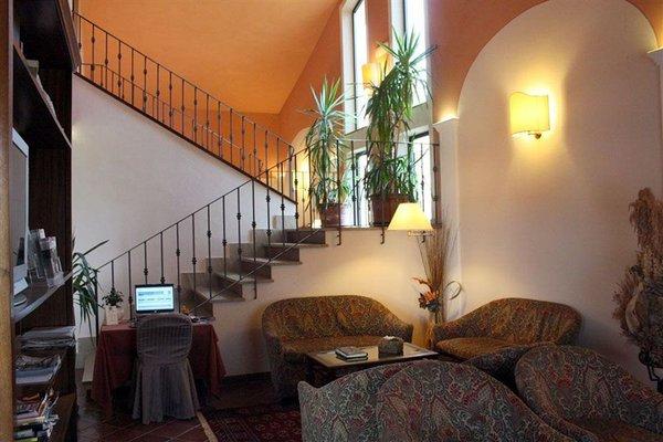 Breakfast Hotel Le Volpaie - фото 14