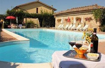 Breakfast Hotel Le Volpaie - фото 20