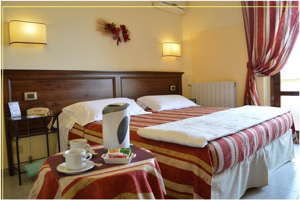 Breakfast Hotel Le Volpaie - фото 3
