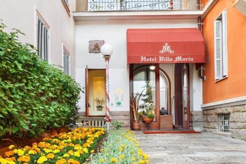 Hotel Villa Maria - фото 20