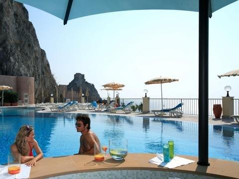 Capo Dei Greci Taormina Bay Hotel & SPA - фото 21
