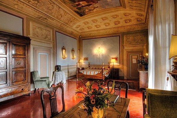Hotel Villa Villoresi - фото 11