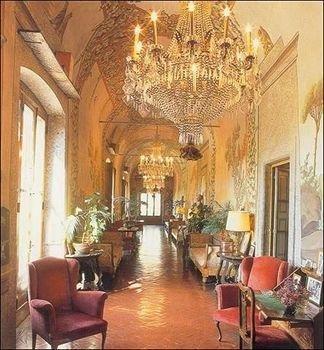 Hotel Villa Villoresi - фото 12