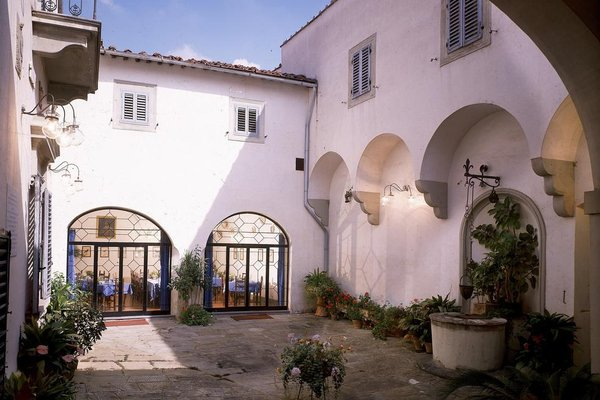 Hotel Villa Villoresi - фото 18