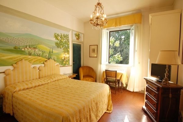 Hotel Villa Villoresi - фото 2