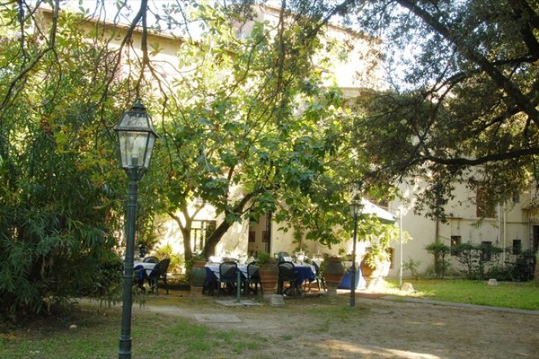 Hotel Villa Villoresi - фото 20