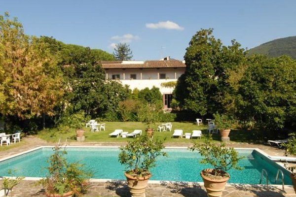 Hotel Villa Villoresi - фото 21