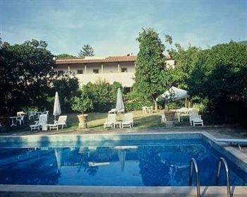 Hotel Villa Villoresi - фото 23