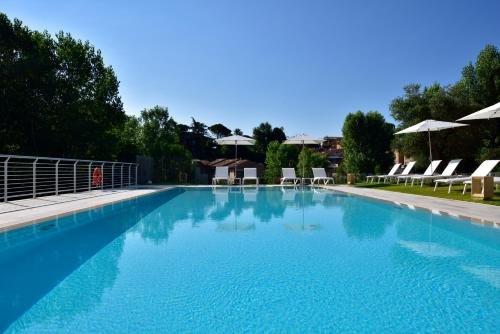 Hotel Siena Degli Ulivi - фото 20