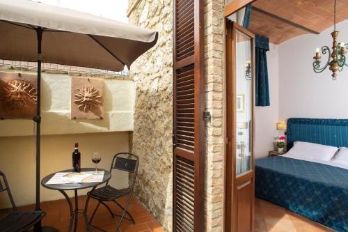 Hotel Ristorante Piccolo Chianti - фото 9