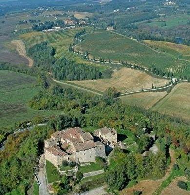 Castello di Monteliscai - фото 16