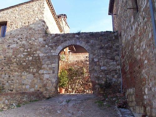 Castello di Monteliscai - фото 18