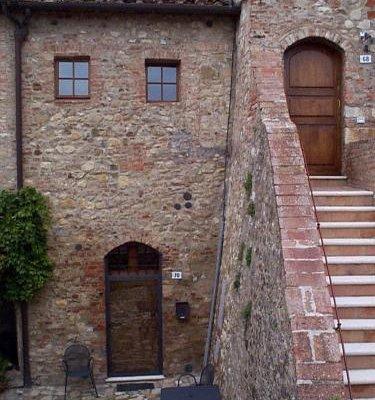 Castello di Monteliscai - фото 19