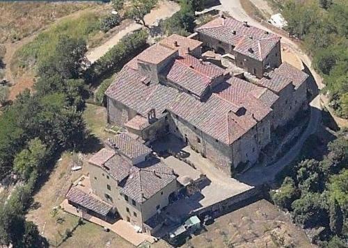 Castello di Monteliscai - фото 21