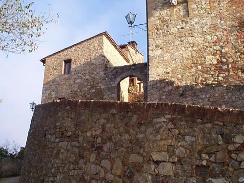 Castello di Monteliscai - фото 23