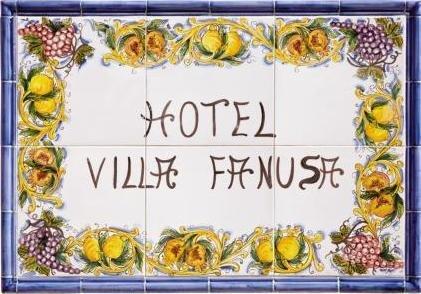 Hotel Villa Fanusa - фото 13