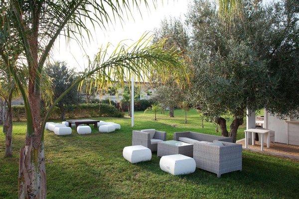 Hotel Villa Fanusa - фото 16