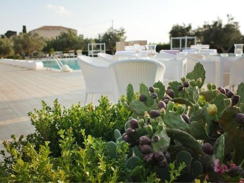 Hotel Villa Fanusa - фото 17