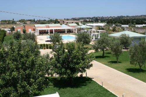 Hotel Villa Fanusa - фото 23