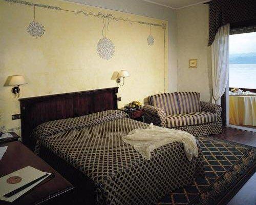 Hotel Lugana Parco Al Lago - фото 1