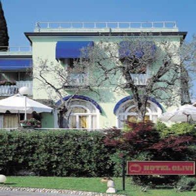 Hotel Olivi Thermae & Natural Spa - фото 20