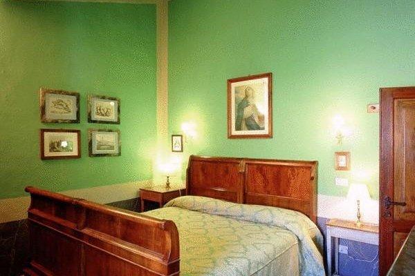 Отель «Castello del Poggiarello di Stigliano», Стильяно