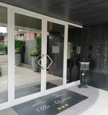 Ahr Hotel Villa Alighieri - фото 19