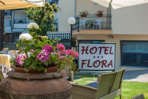Hotel Flora - фото 17